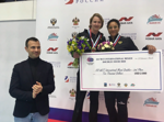 WCT International Mixed Doubles Sochi 2020